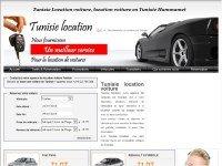 Tunisie location voiture pas cher