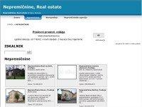 Nepremičnine, Real estate